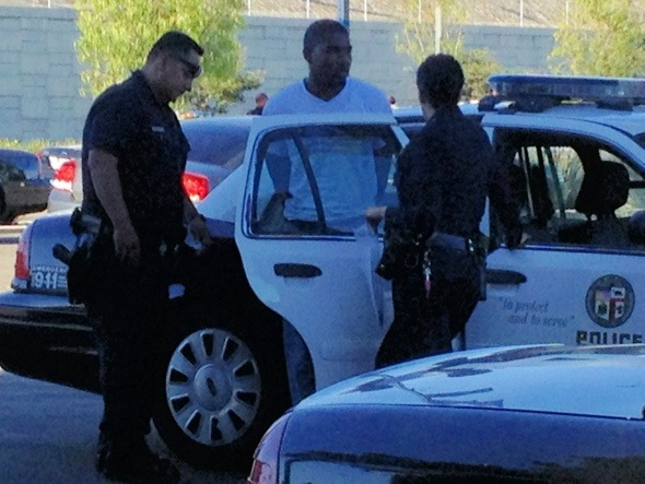 Smash and grab jewelry bandits at fox swap meet nabbed in for Jewelry slauson swap meet